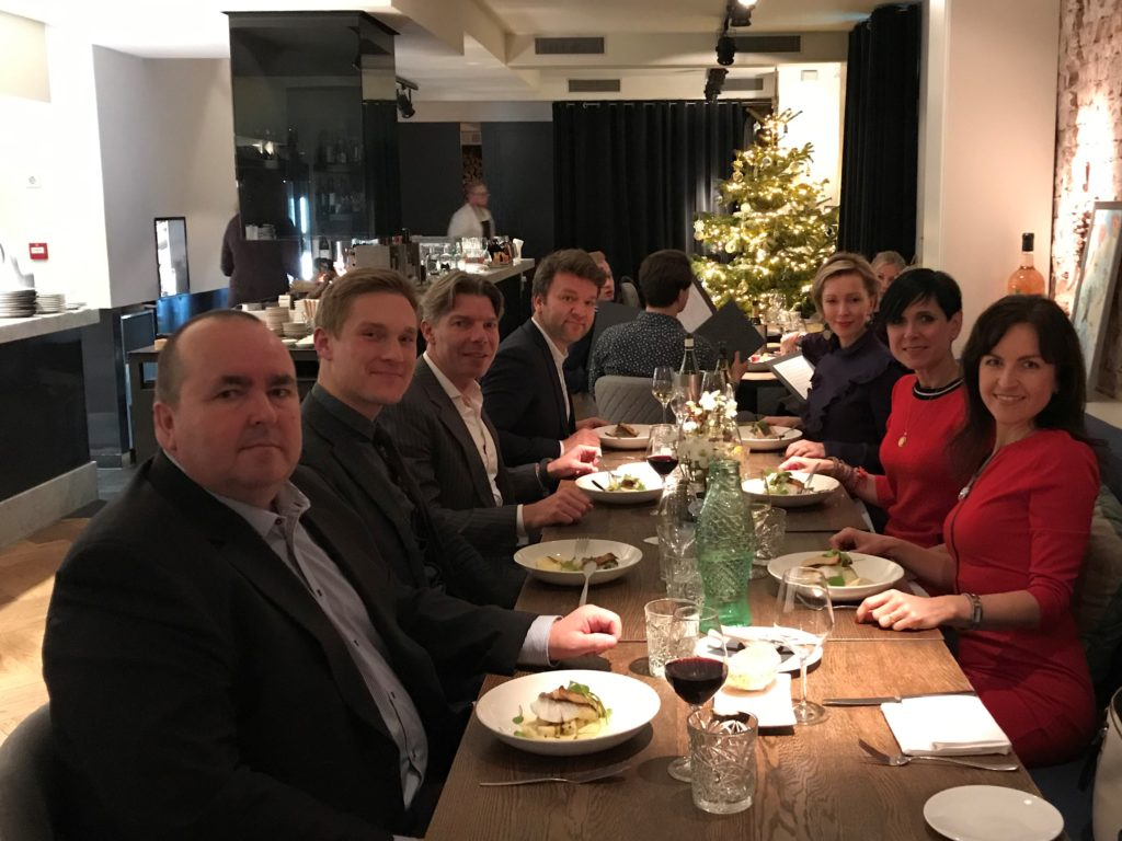 CDCC Christmas dinner