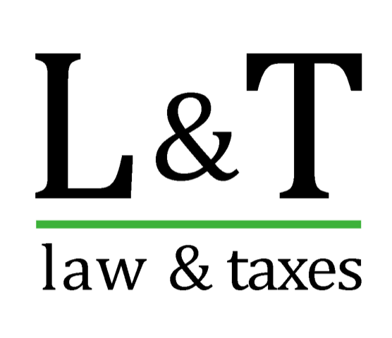 Law and Taxes Logo