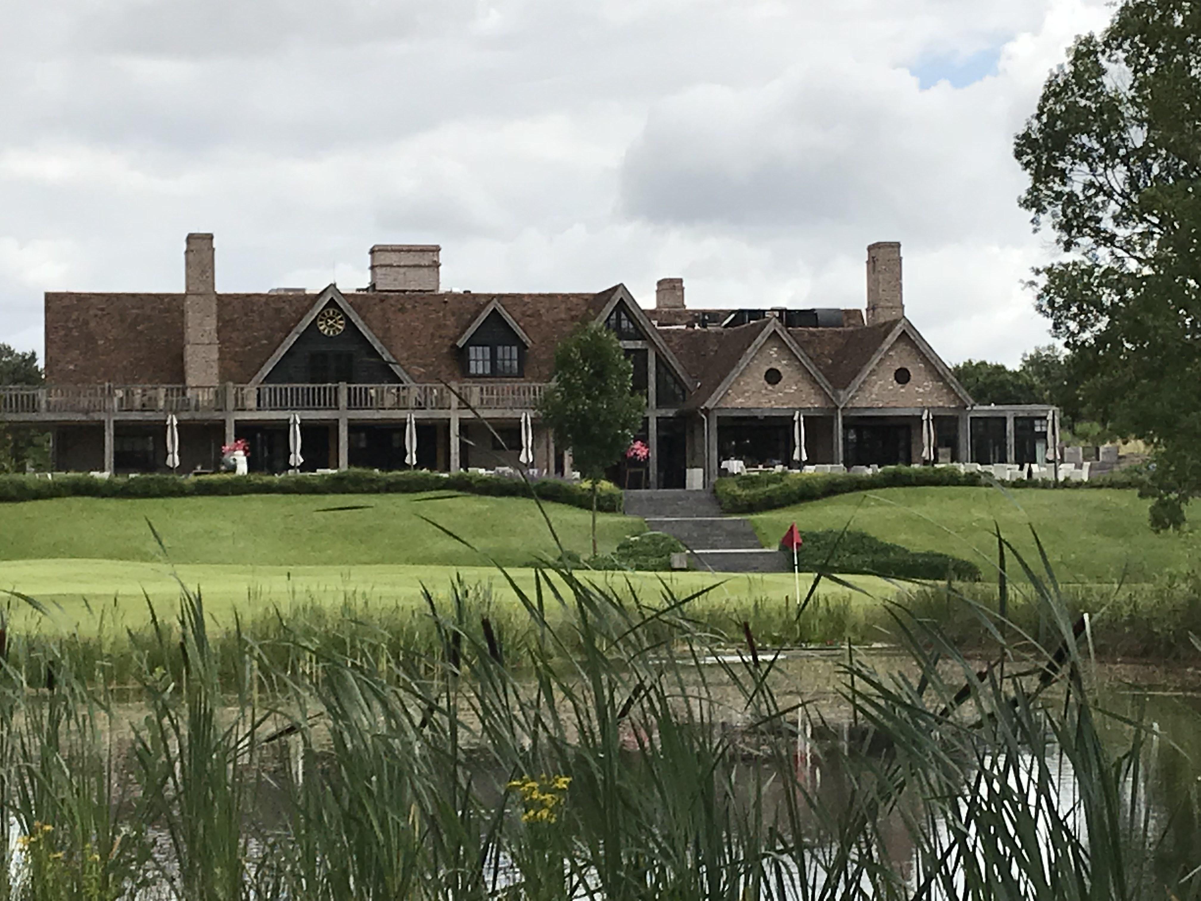 The Duke golf course