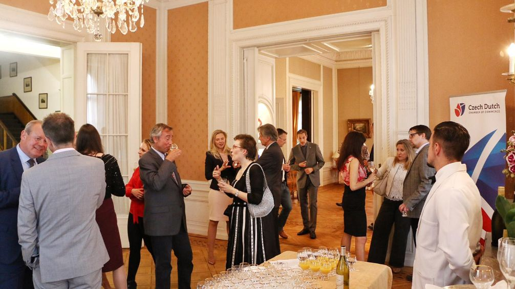 CDCC Reception photo