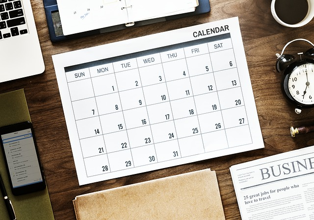 Calendar CDCC Upcoming Events