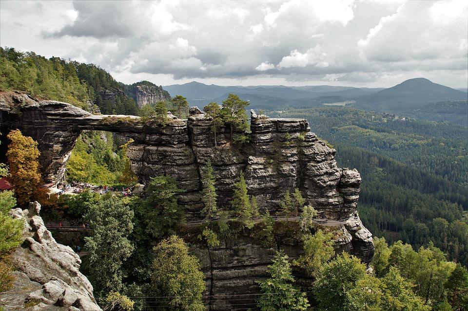 Ceske Svycarsko national park