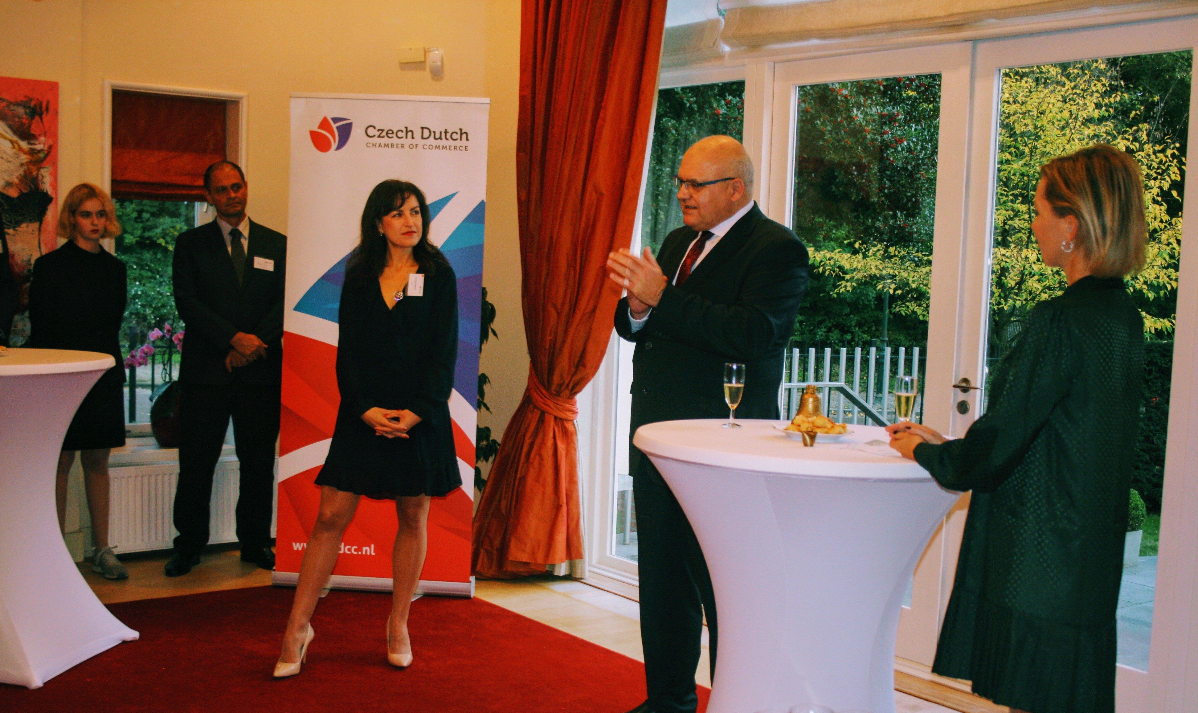 Reception at the Slovak Embassy