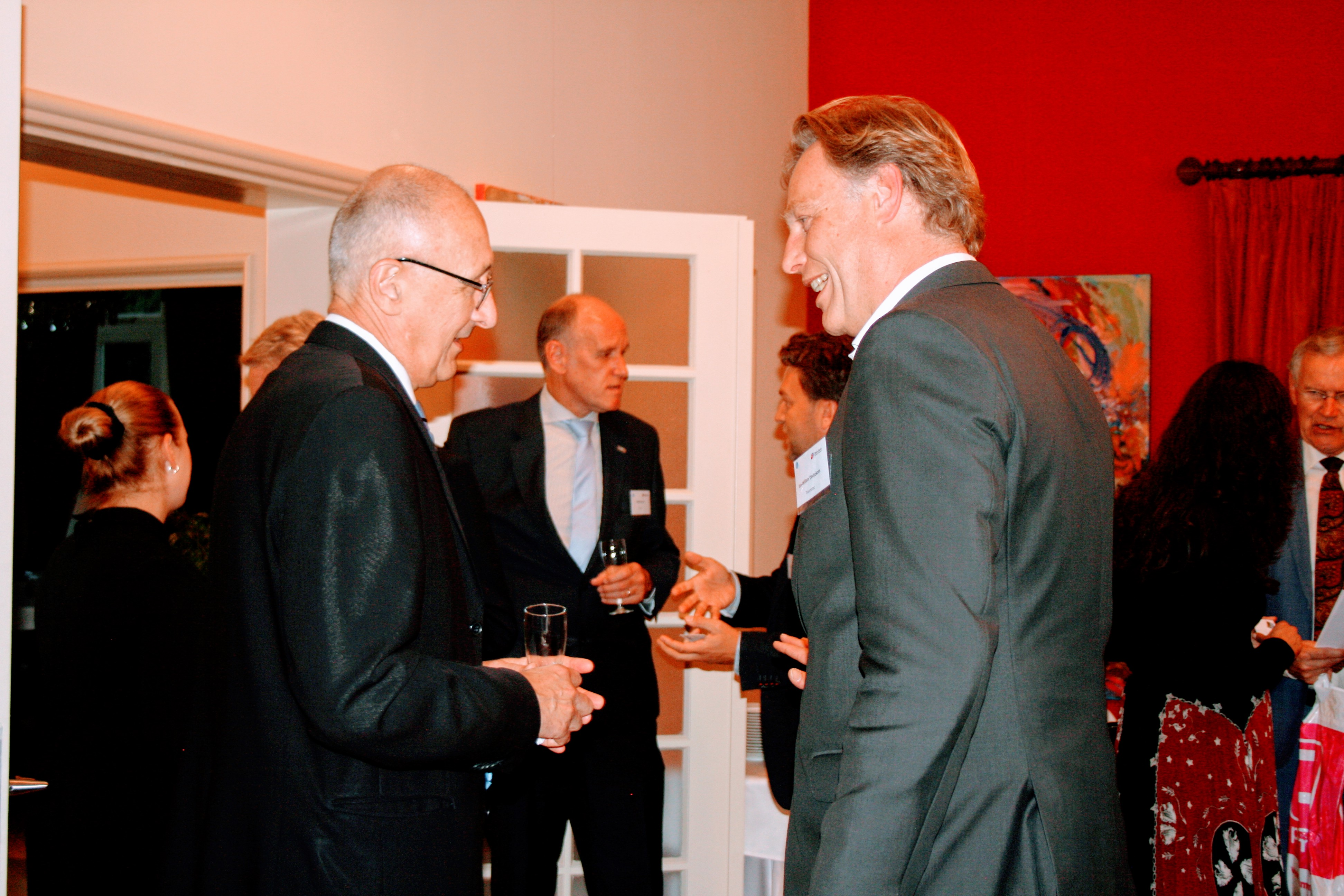 Reception at the Slovak Embassy