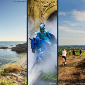 Bijzonder evenement met Puy du Fou & Atlantische Loirestreek